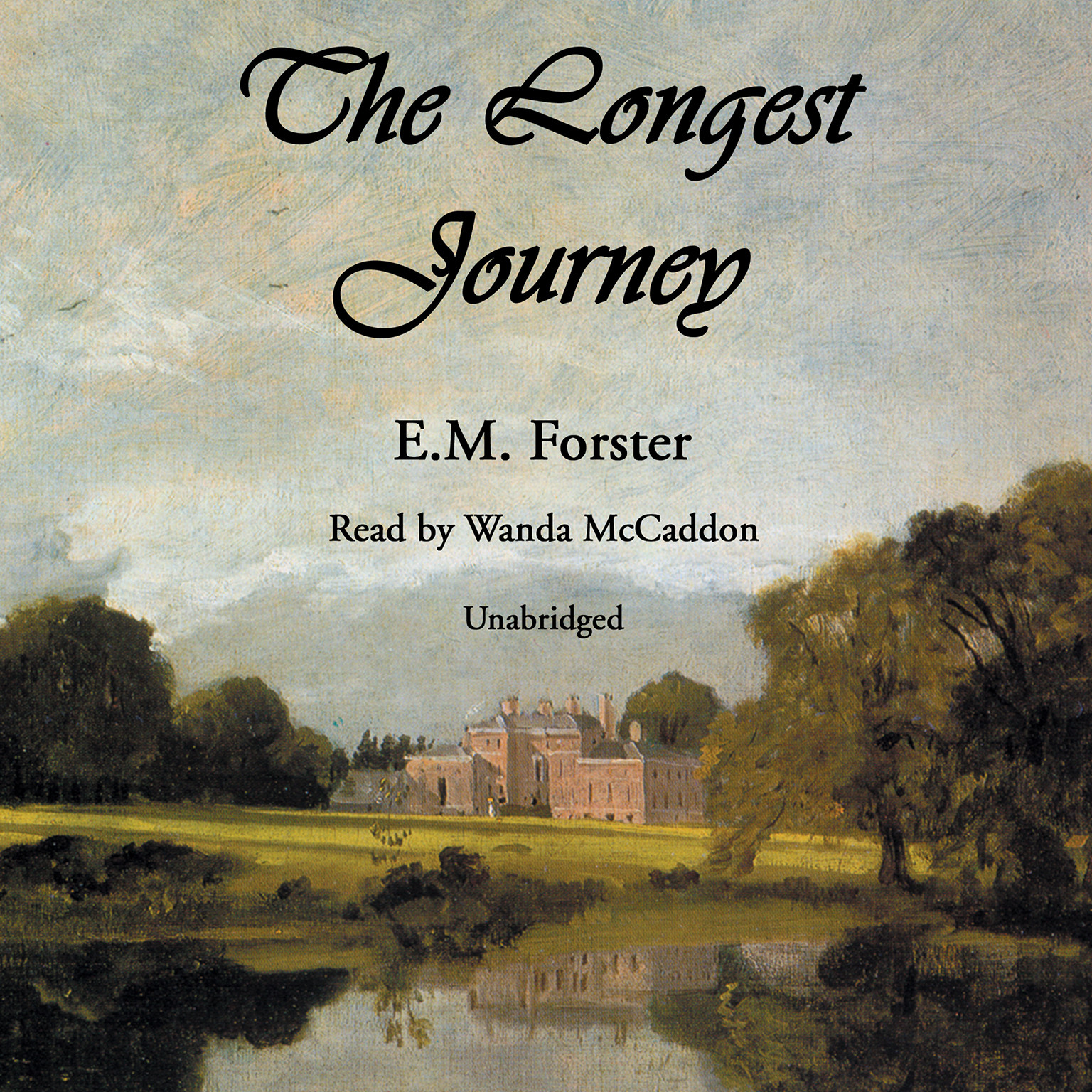 Printable The Longest Journey Audiobook Cover Art