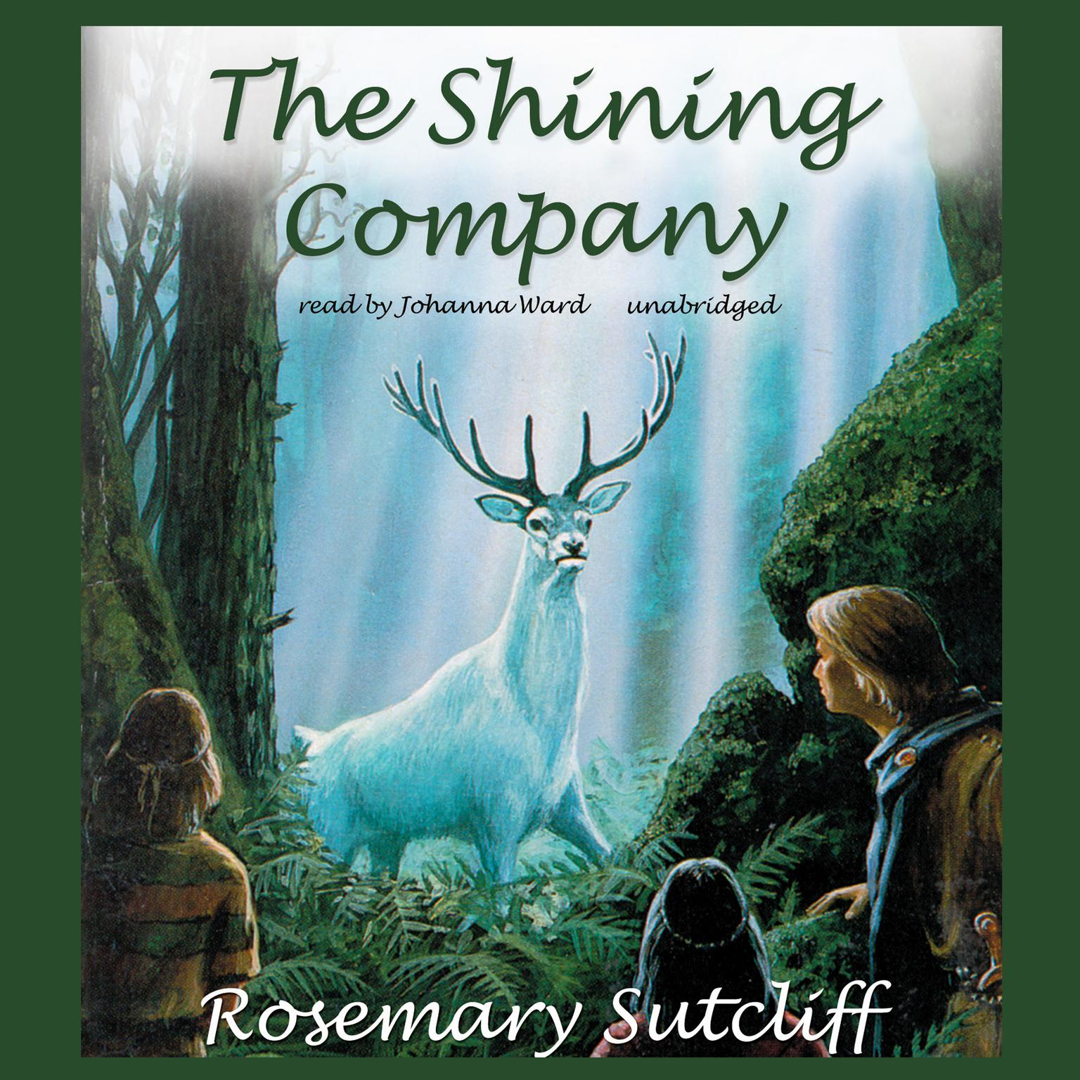 Printable The Shining Company Audiobook Cover Art