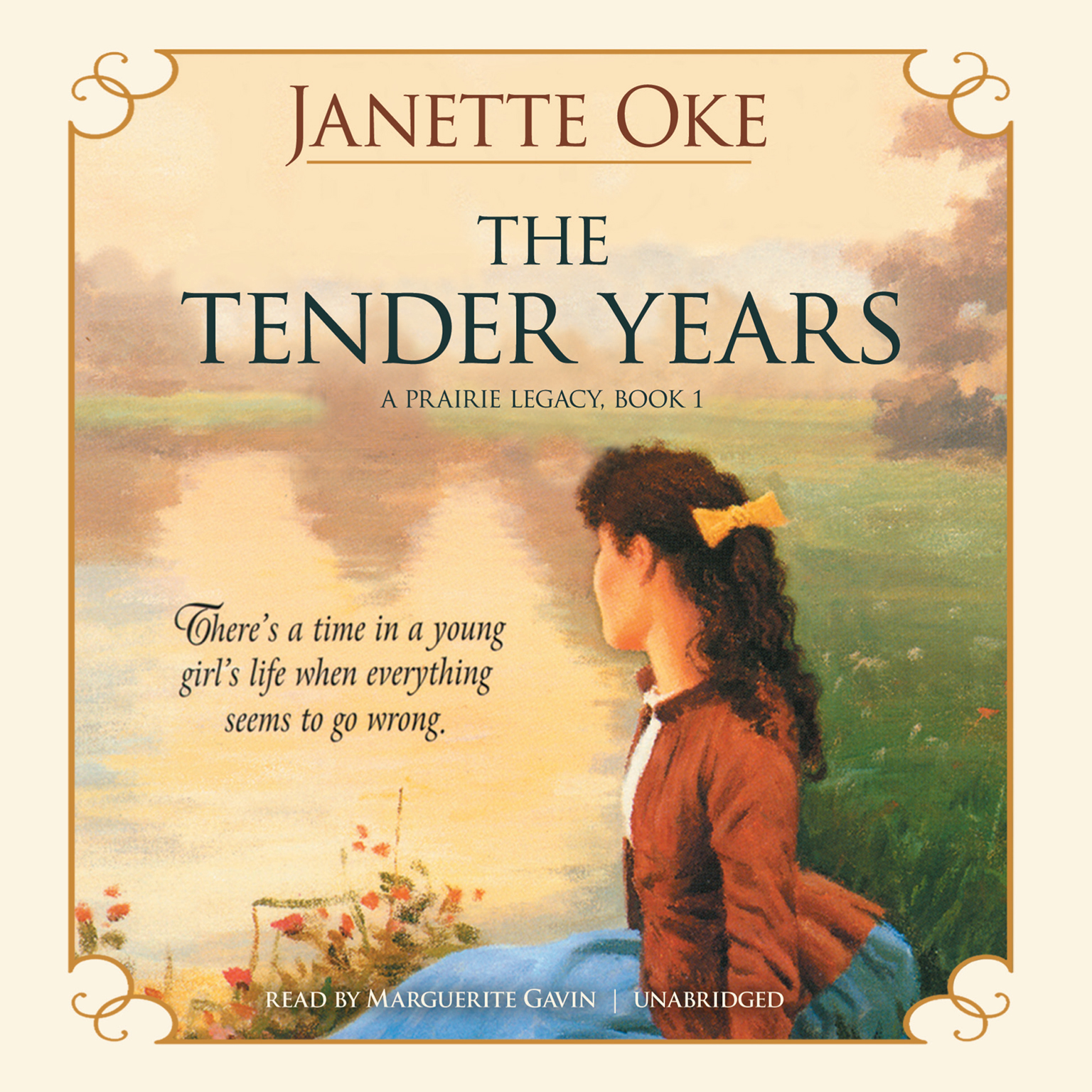 Printable The Tender Years Audiobook Cover Art