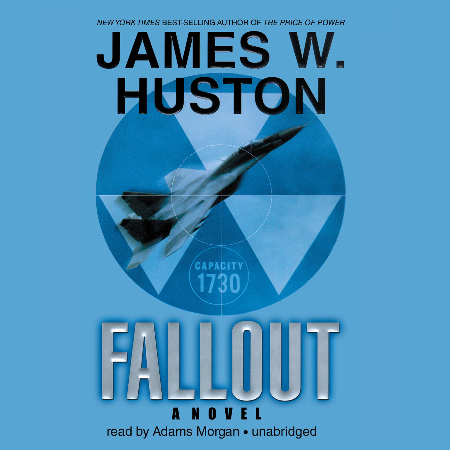 Printable Fallout Audiobook Cover Art