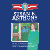 Susan B. Anthony Audiobook, by Helen Albee Monsell