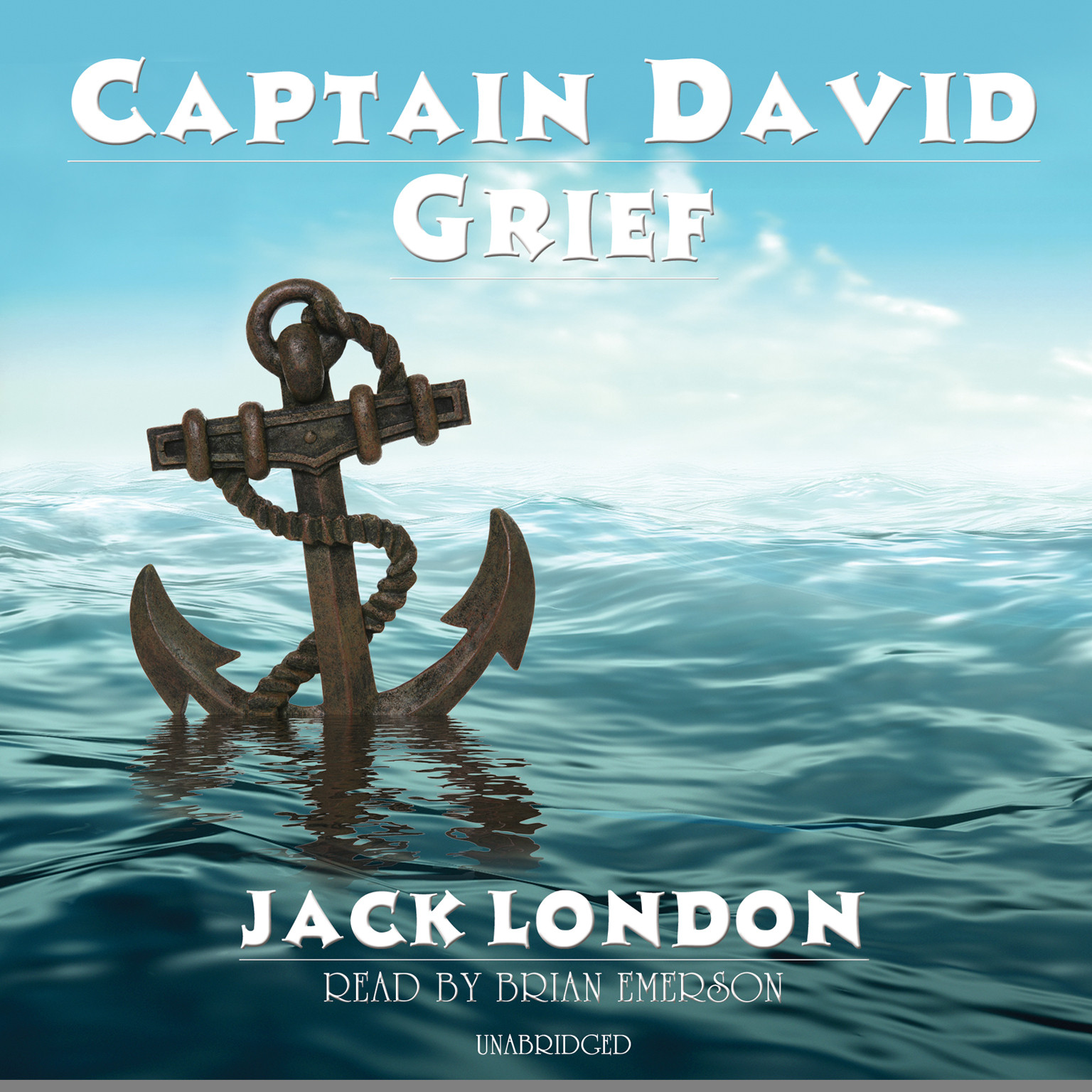 Printable Captain David Grief Audiobook Cover Art