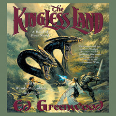 The Kingless Land Audiobook, by Ed Greenwood