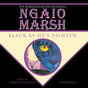Black as He's Painted, by Ngaio Marsh