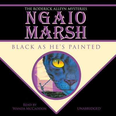 Black as He's Painted Audiobook, by