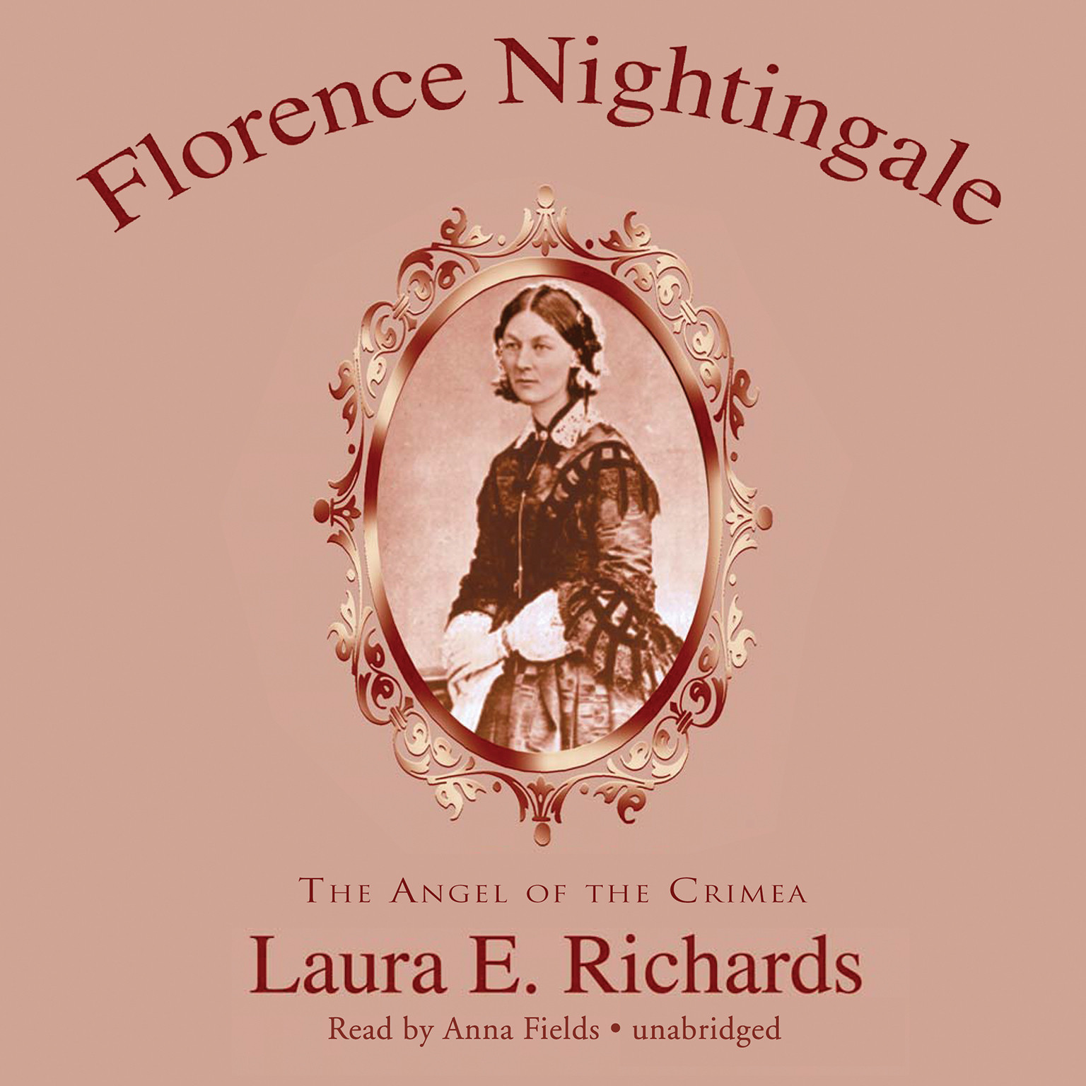 Printable Florence Nightingale: The Angel of the Crimea Audiobook Cover Art