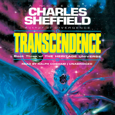 Transcendence Audiobook, by Charles Sheffield