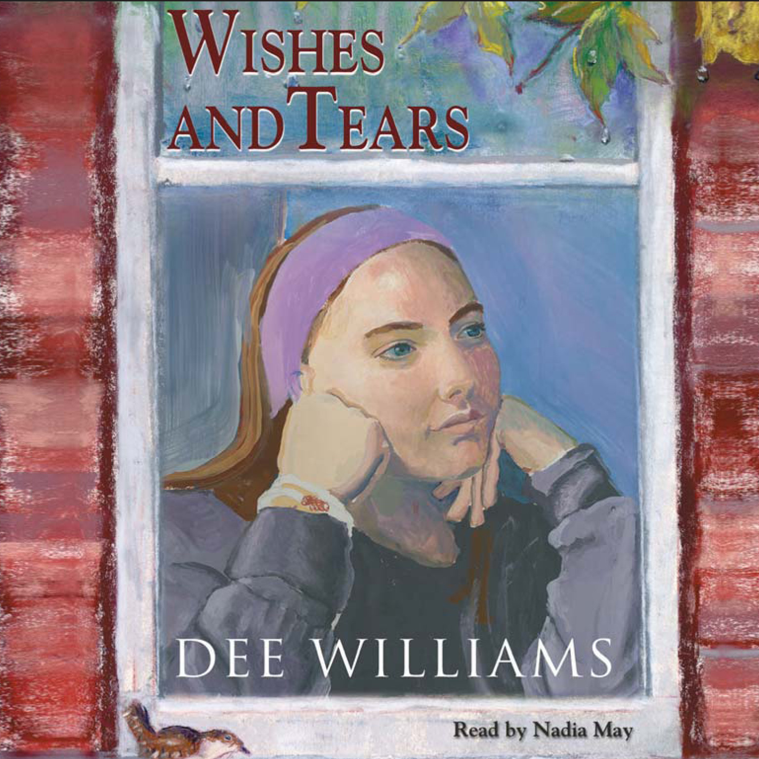 Printable Wishes and Tears Audiobook Cover Art