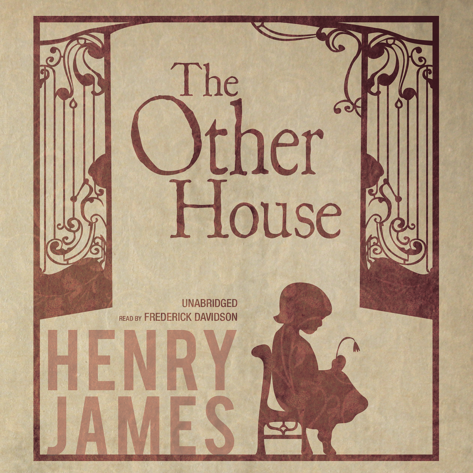 Printable The Other House Audiobook Cover Art