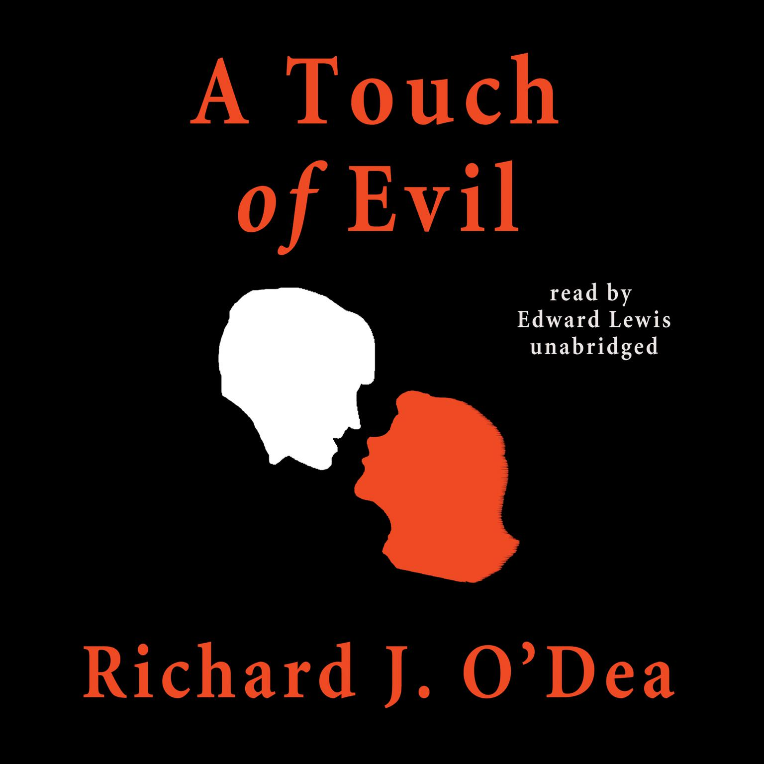 Printable A Touch of Evil Audiobook Cover Art