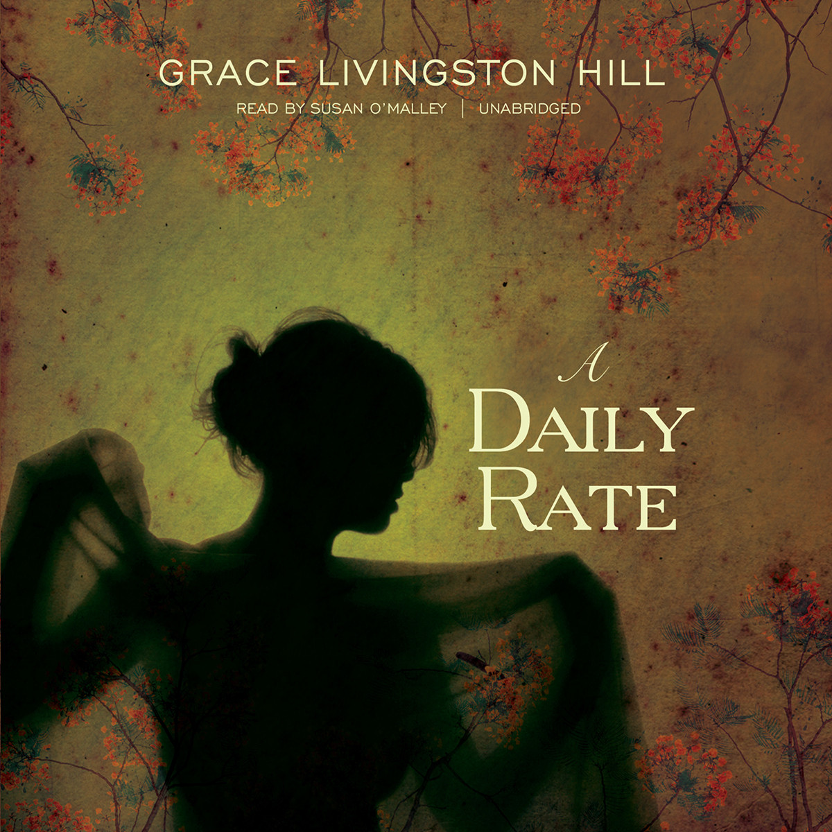 Printable A Daily Rate Audiobook Cover Art