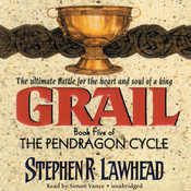 Grail Audiobook, by Stephen R. Lawhead