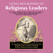 Living Biographies of Religious Leaders, by Henry Thomas