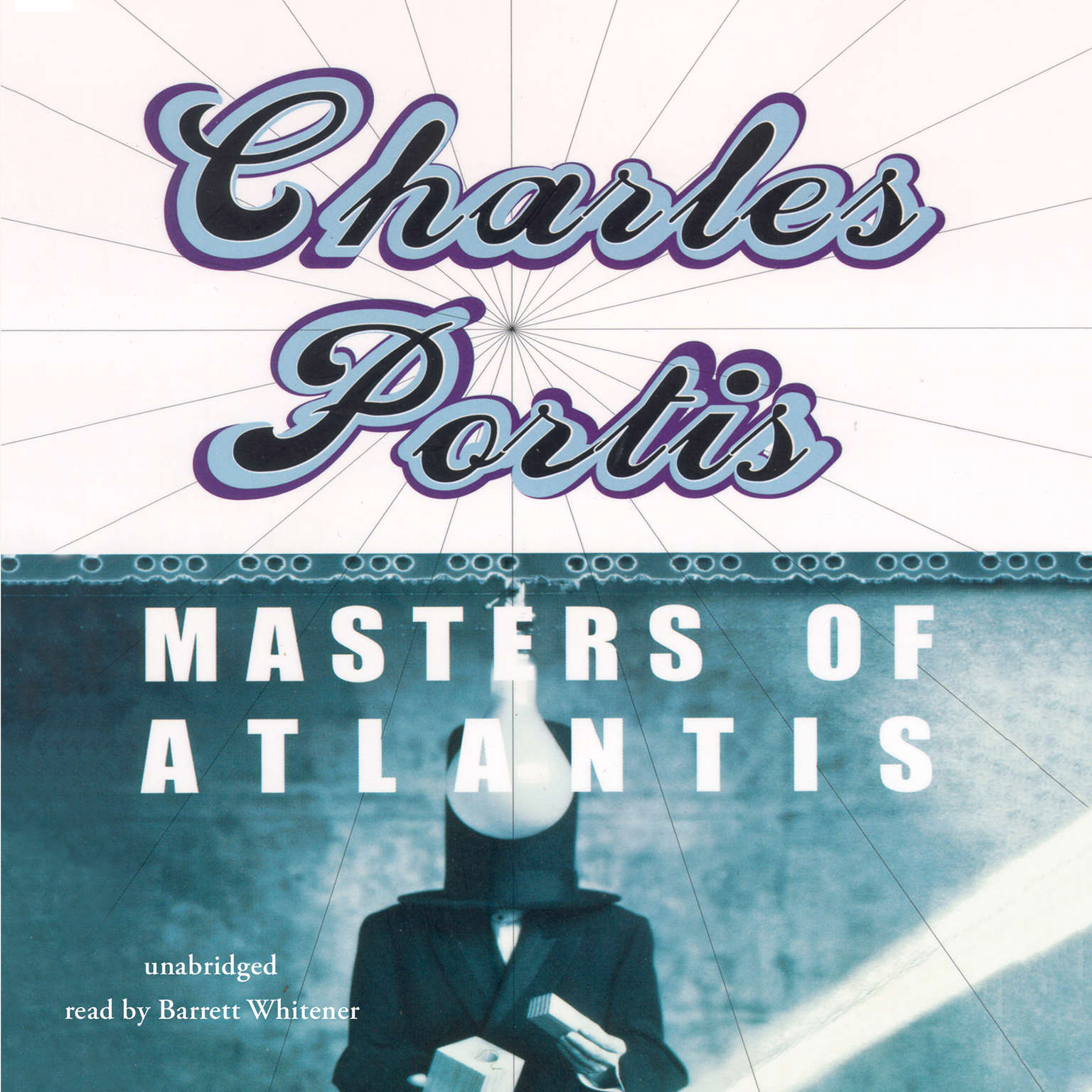 Printable Masters of Atlantis Audiobook Cover Art