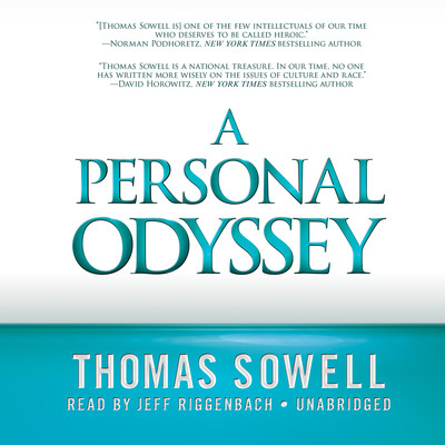 A Personal Odyssey Audiobook, by Thomas Sowell
