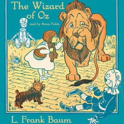 The Wizard of Oz Audiobook, by L. Frank Baum