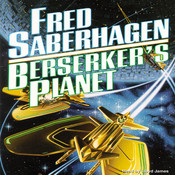 Berserker's Planet Audiobook, by Fred Saberhagen