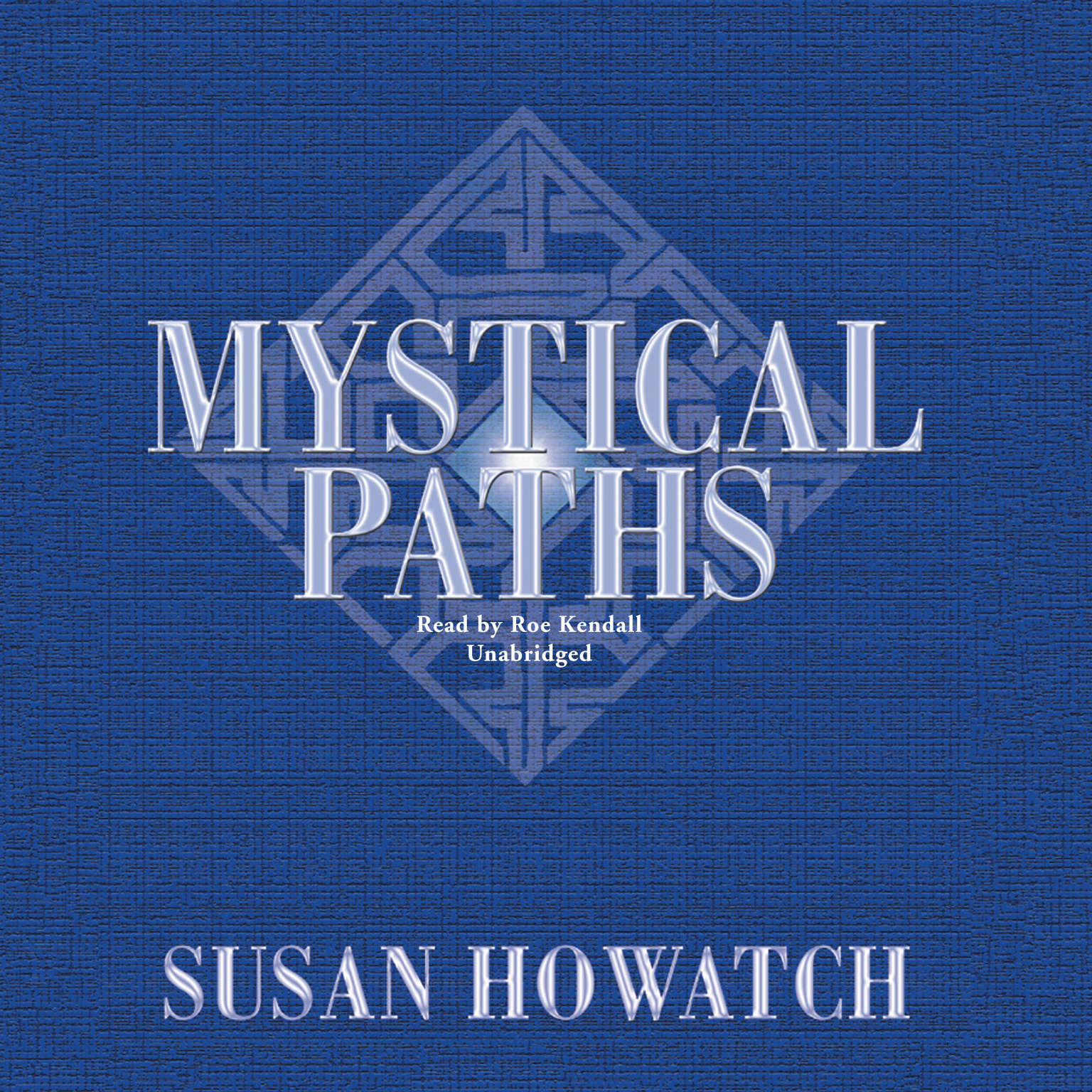 Printable Mystical Paths Audiobook Cover Art