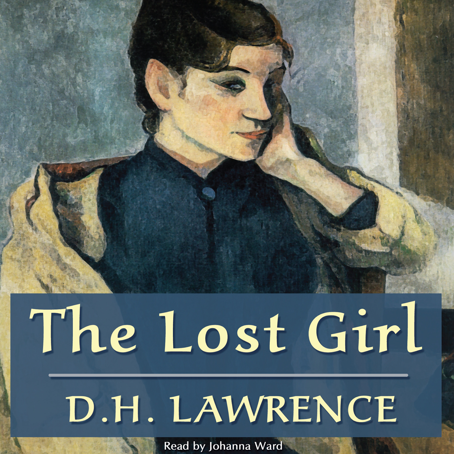 Printable The Lost Girl Audiobook Cover Art