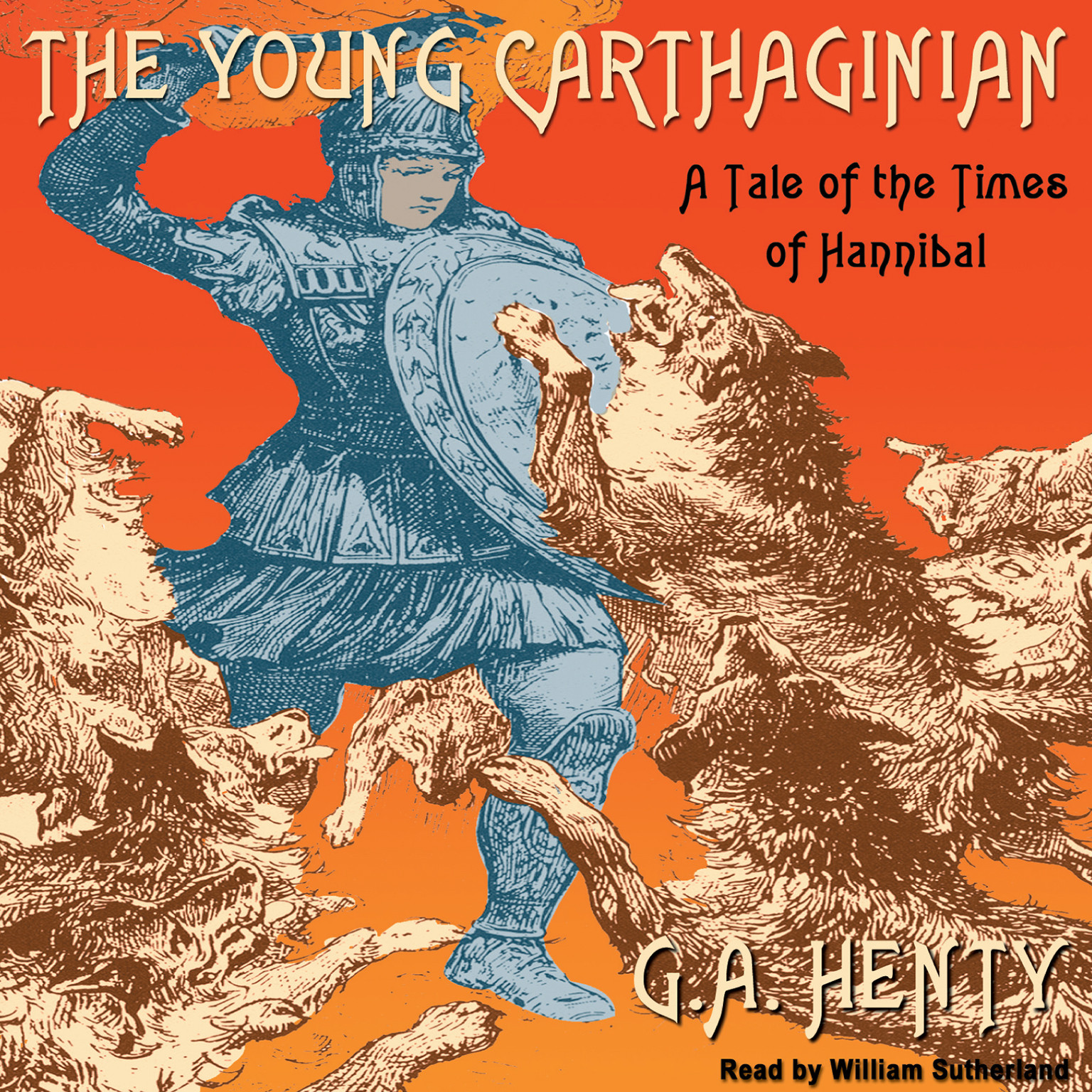 Printable The Young Carthaginian: A Tale of the Times of Hannibal Audiobook Cover Art