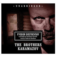 The Brothers Karamazov Audiobook, by Fyodor Dostoevsky