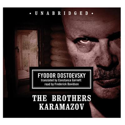 The Brothers Karamazov Audiobook, by Fyodor Dostoevsky