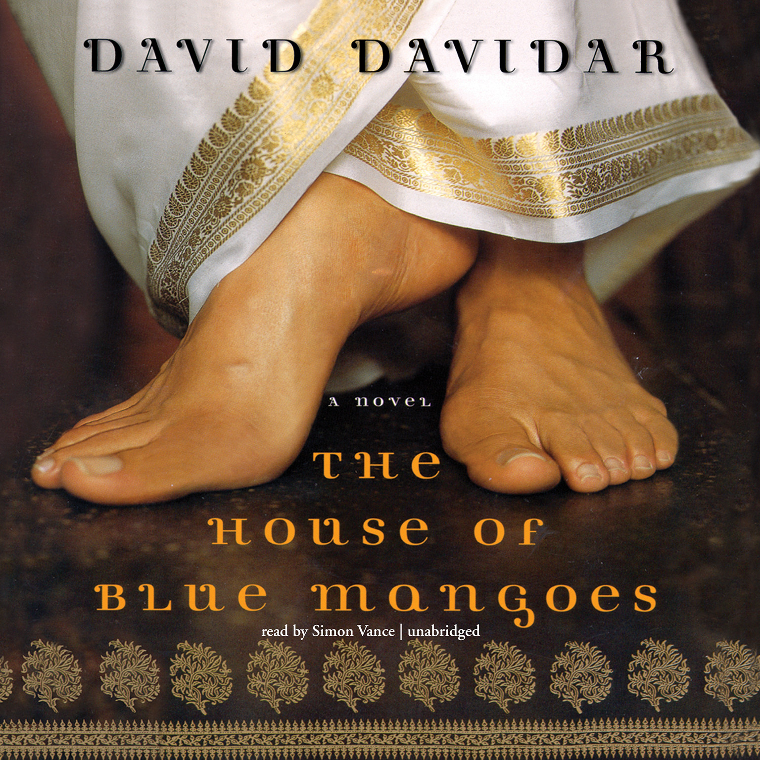 Printable The House of Blue Mangoes Audiobook Cover Art