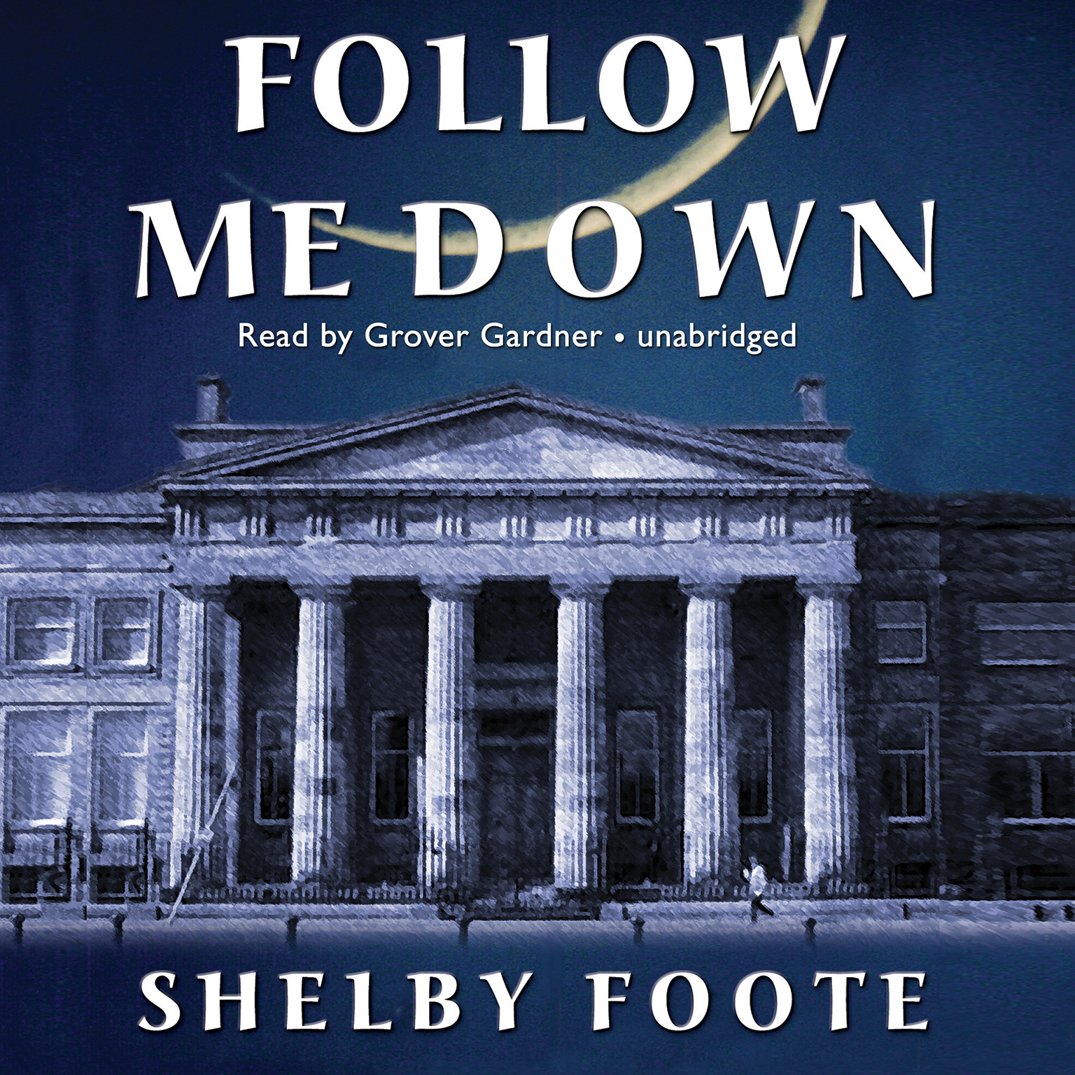 Printable Follow Me Down Audiobook Cover Art