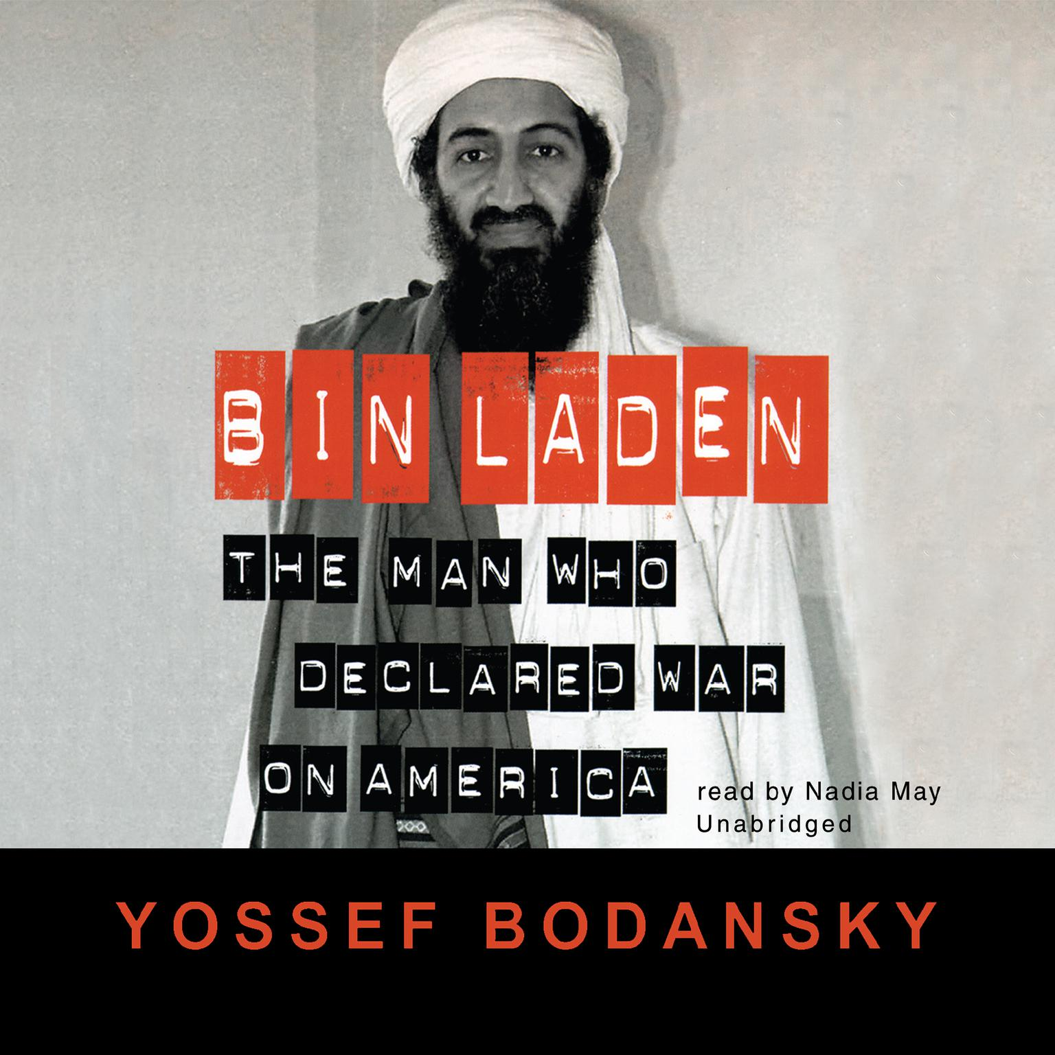 Printable Bin Laden: The Man Who Declared War on America Audiobook Cover Art