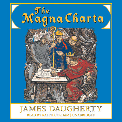 The Magna Charta Audiobook, by James Daugherty