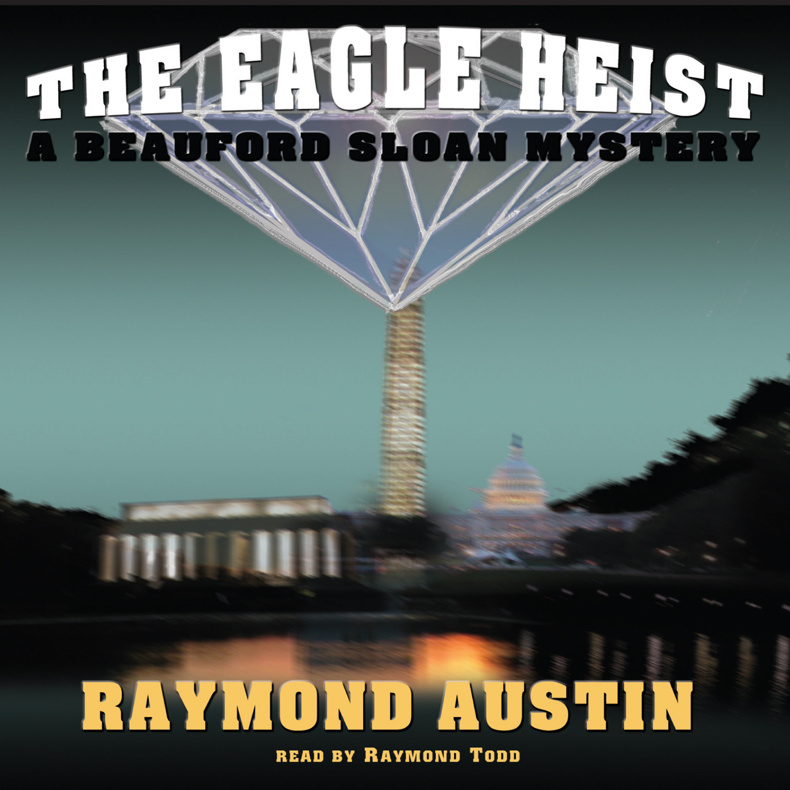 Printable The Eagle Heist Audiobook Cover Art