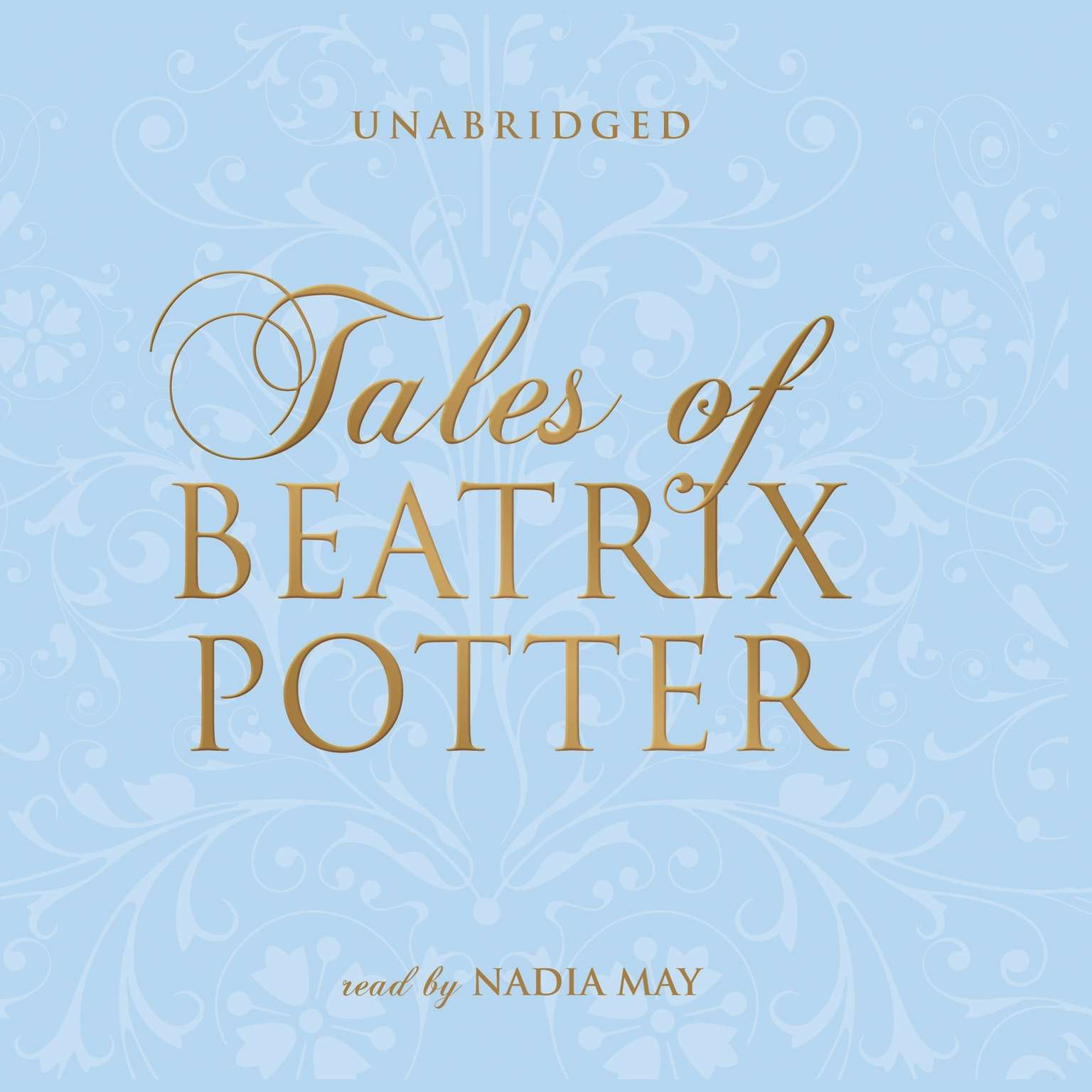 Printable Tales of Beatrix Potter Audiobook Cover Art
