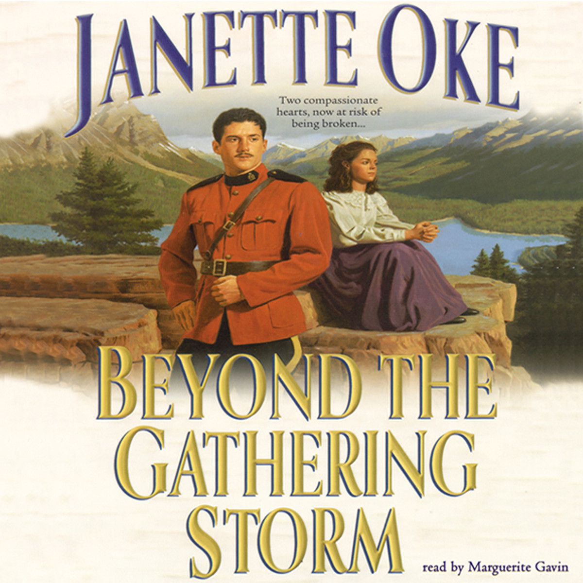 Printable Beyond the Gathering Storm Audiobook Cover Art