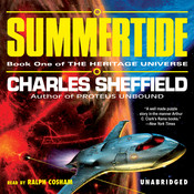 Summertide Audiobook, by Charles Sheffield