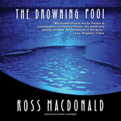 The Drowning Pool Audiobook, by Ross Macdonald