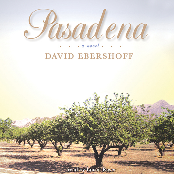 Printable Pasadena: A Novel Audiobook Cover Art