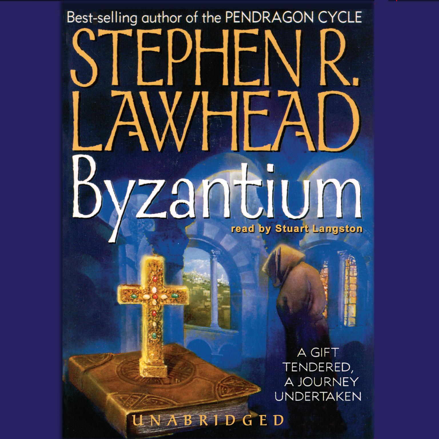 Printable Byzantium Audiobook Cover Art
