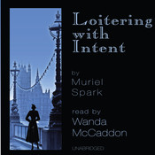 Loitering with Intent, by Muriel Spark