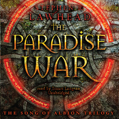 The Paradise War Audiobook, by Stephen R. Lawhead