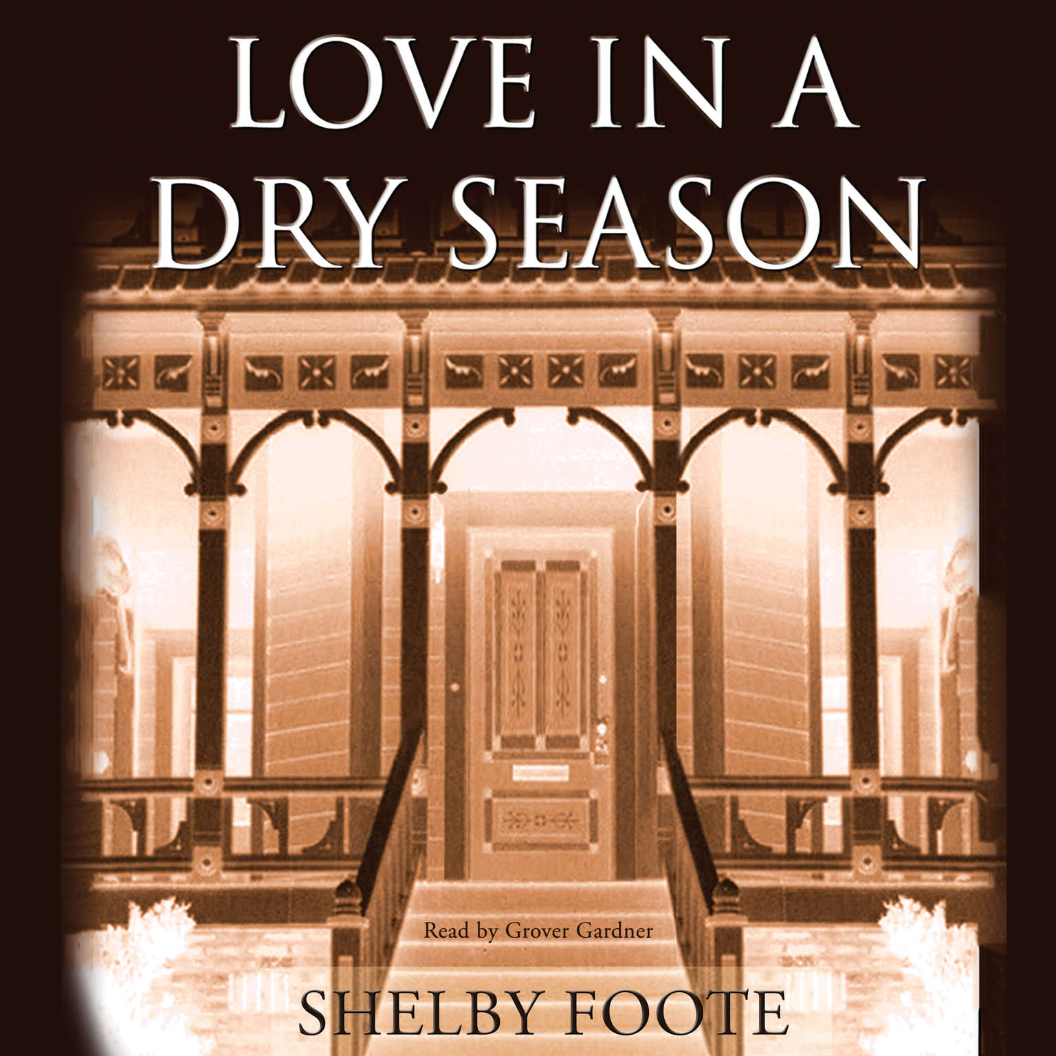 Printable Love in a Dry Season Audiobook Cover Art