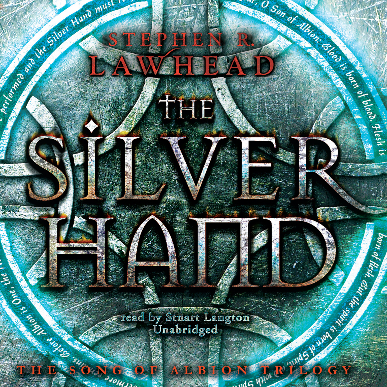 Printable The Silver Hand Audiobook Cover Art