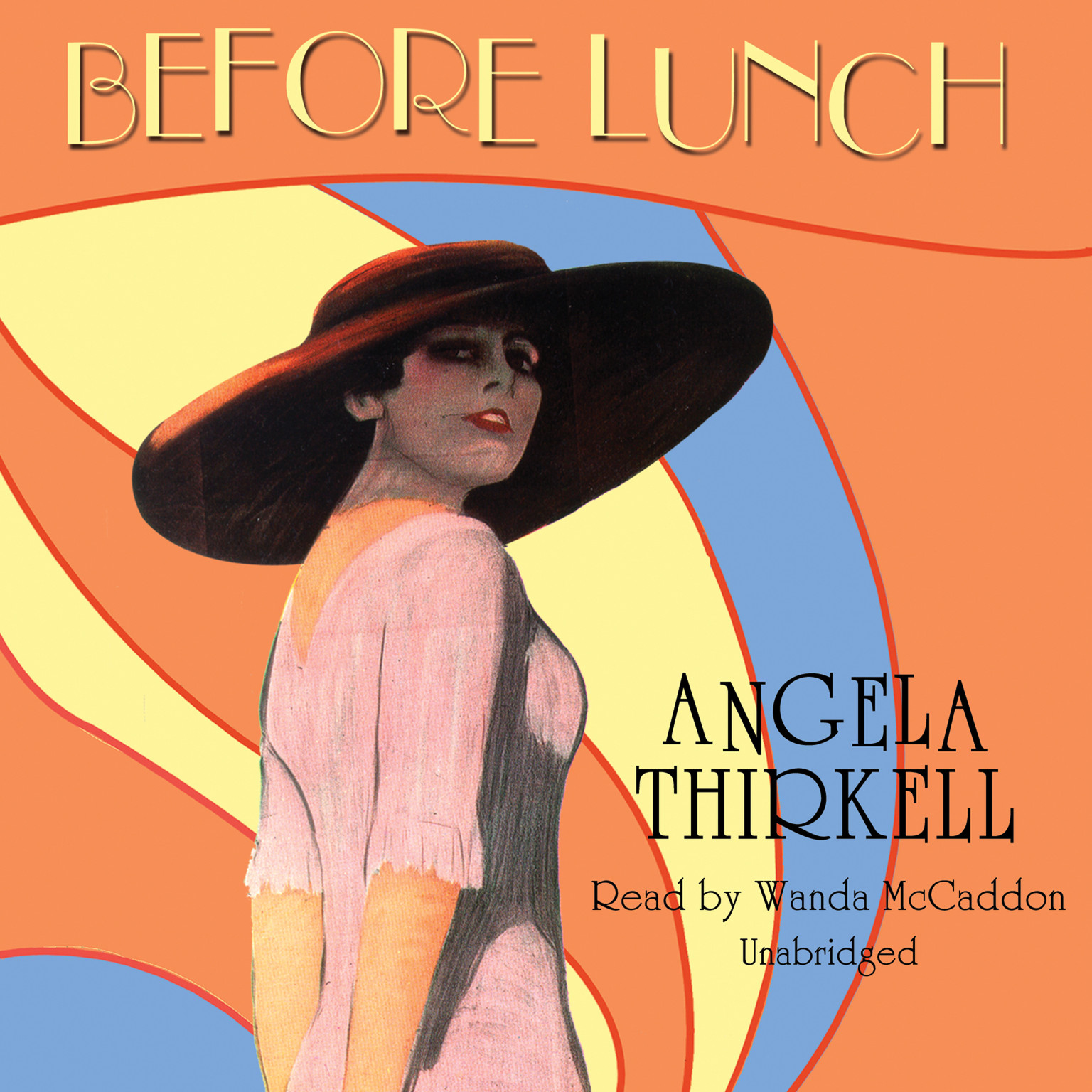 Printable Before Lunch Audiobook Cover Art