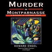 Murder in Montparnasse Audiobook, by Howard Engel