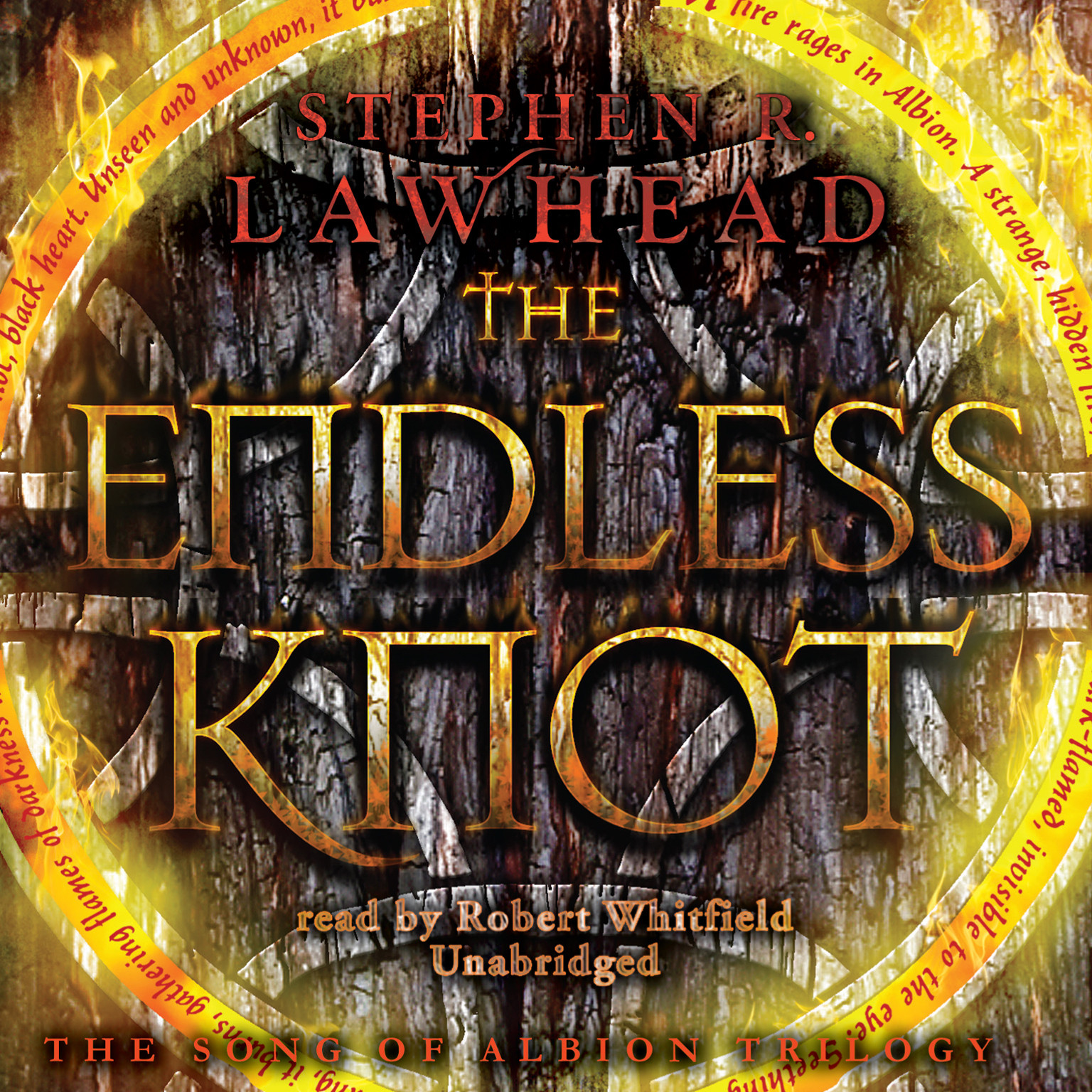 Printable The Endless Knot Audiobook Cover Art