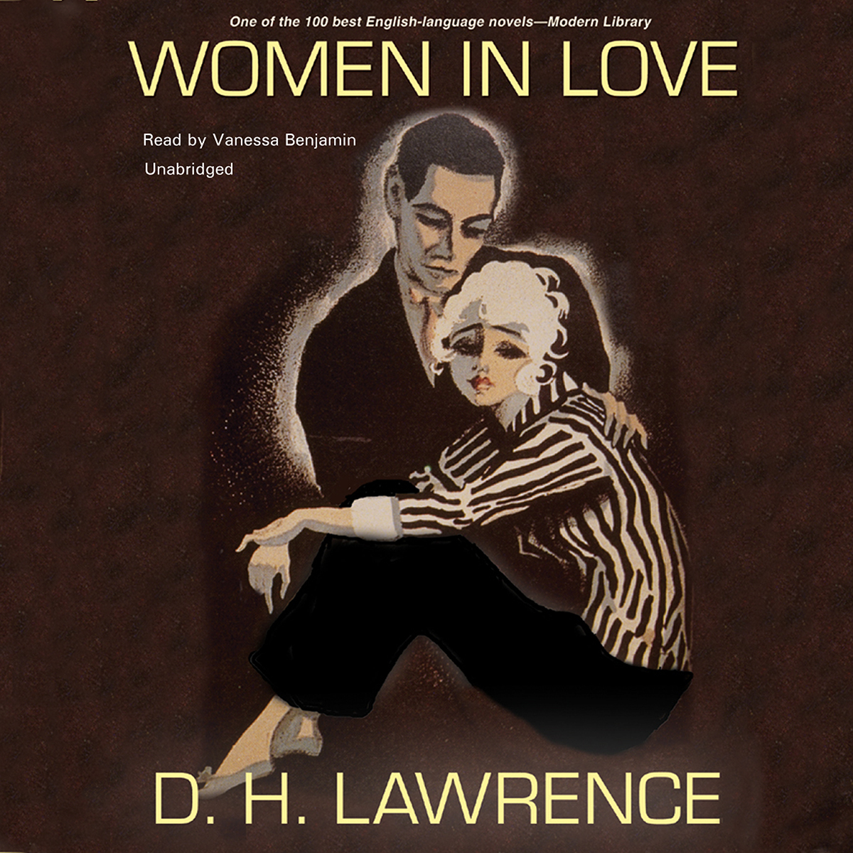 Printable Women in Love Audiobook Cover Art
