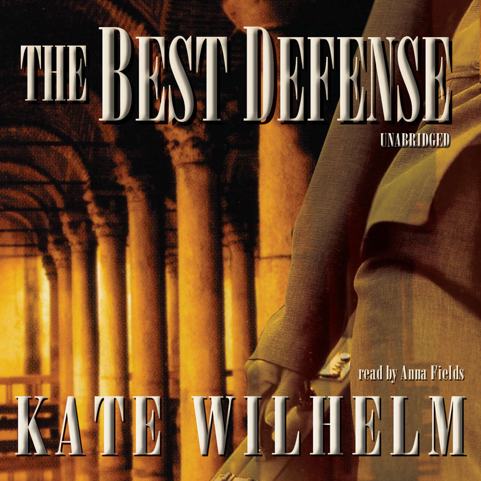 Printable The Best Defense: A Barbara Holloway Novel Audiobook Cover Art