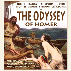 The Odyssey of Homer Audiobook, by Homer, Yuri Rasovsky