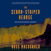 The Zebra-Striped Hearse, by Ross Macdonald
