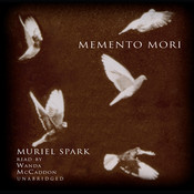 Memento Mori Audiobook, by Muriel Spark