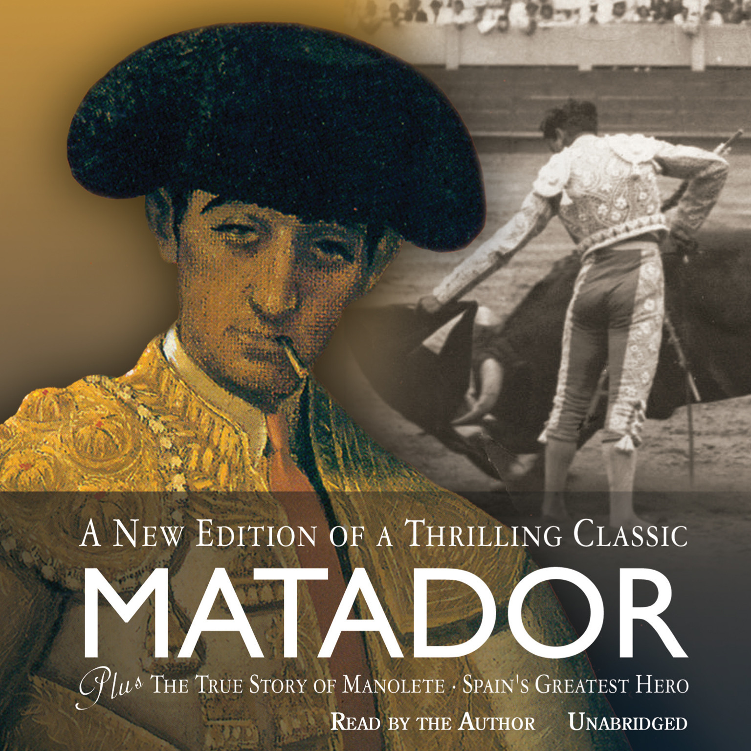 Printable Matador Audiobook Cover Art